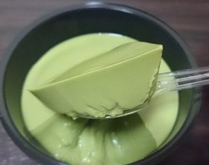 抹茶豆乳プリン3.JPG
